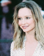 This is an image of 246433 Calista Flockhart Photograph & Poster