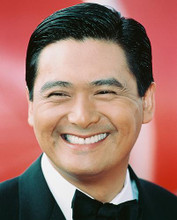 This is an image of 246617 Chow Yun-Fat Photograph & Poster