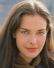 This is an image of 256622 Carole Bouquet Photograph & Poster