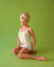 This is an image of 258067 Elke Sommer Photograph & Poster