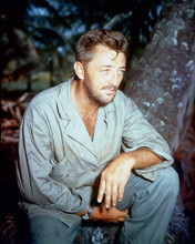 This is an image of 258290 Robert Mitchum Photograph & Poster