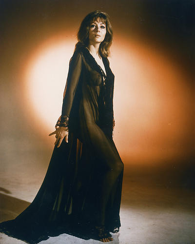 This is an image of 258311 Ingrid Pitt Photograph & Poster