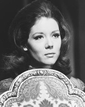 This is an image of 174067 Diana Rigg Photograph & Poster