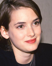 This is an image of 261342 Winona Ryder Photograph & Poster
