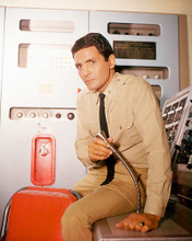 This is an image of 261540 David Hedison Photograph & Poster