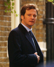 This is an image of 262183 Colin Firth Photograph & Poster