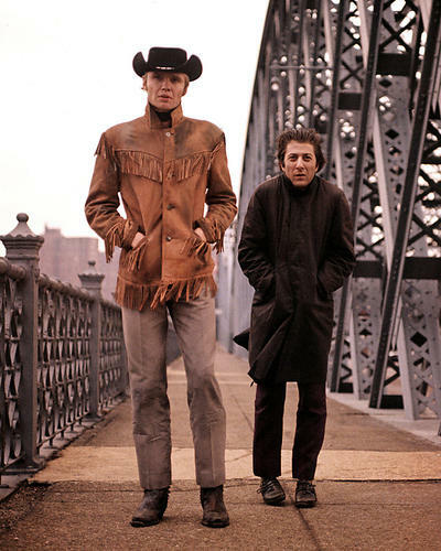 This is an image of 257335 Midnight Cowboy Photograph & Poster