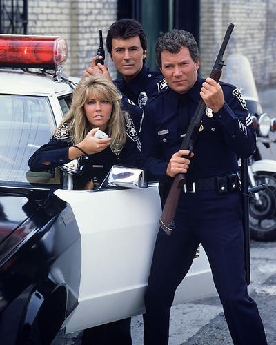 This is an image of 257467 T.J. Hooker Photograph & Poster