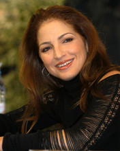 This is an image of 257575 Gloria Estefan Photograph & Poster