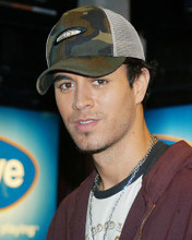 This is an image of 257618 Enrique Iglesias Photograph & Poster