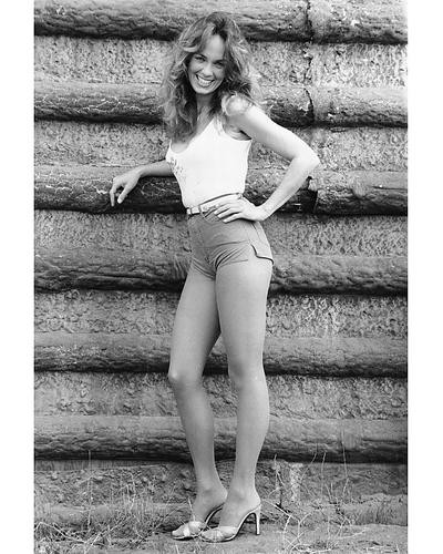 This is an image of 173389 Catherine Bach Photograph & Poster