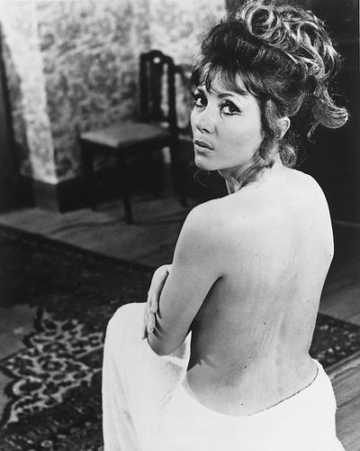 This is an image of 173509 Ingrid Pitt Photograph & Poster