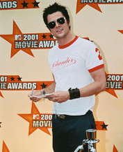 This is an image of 247803 Johnny Knoxville Photograph & Poster
