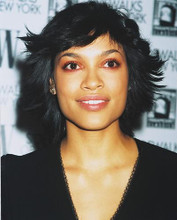 This is an image of 250619 Rosario Dawson Photograph & Poster