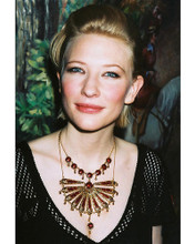 This is an image of 251419 Cate Blanchett Photograph & Poster