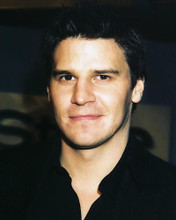 This is an image of 251421 David Boreanaz Photograph & Poster