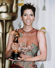 This is an image of 252286 Halle Berry Photograph & Poster