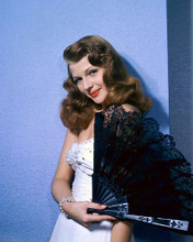 This is an image of 257893 Rita Hayworth Photograph & Poster