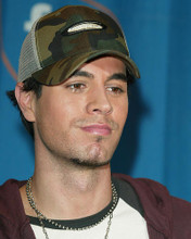 This is an image of 257905 Enrique Iglesias Photograph & Poster