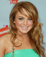 This is an image of 262289 Lindsay Lohan Photograph & Poster