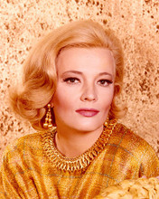 This is an image of 262396 Gena Rowlands Photograph & Poster