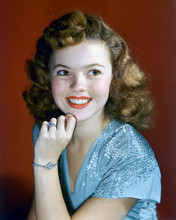 This is an image of 262969 Shirley Temple Photograph & Poster