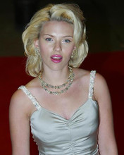 This is an image of 258606 Scarlett Johansson Photograph & Poster