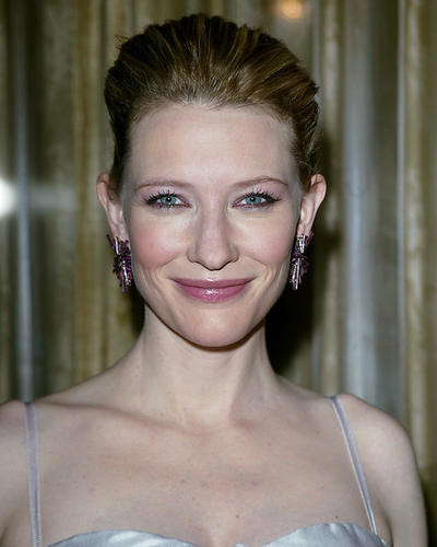 This is an image of 258930 Cate Blanchett Photograph & Poster