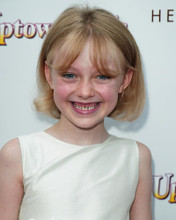 This is an image of 259002 Dakota Fanning Photograph & Poster