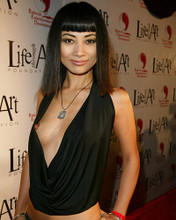 This is an image of 259067 Bai Ling Photograph & Poster