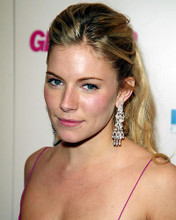 This is an image of 259097 Sienna Miller Photograph & Poster