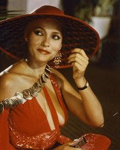 This is an image of 261129 Barbara Carrera Photograph & Poster