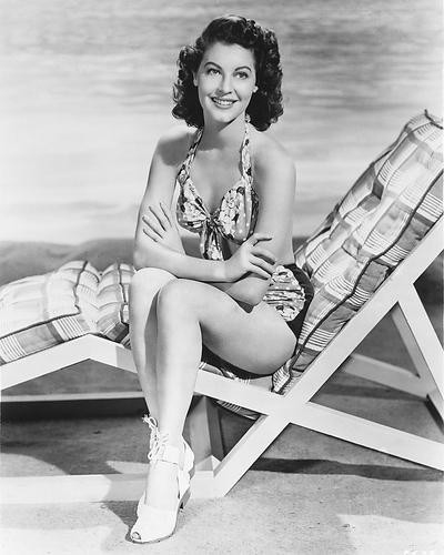 This is an image of 174839 Ava Gardner Photograph & Poster
