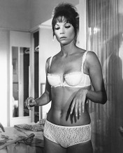 This is an image of 174893 Elsa Martinelli Photograph & Poster