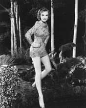 This is an image of 175029 Anne Francis Photograph & Poster