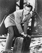 This is an image of 175078 David Janssen Photograph & Poster