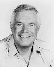 This is an image of 175154 George Peppard Photograph & Poster