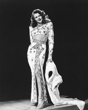 This is an image of 175732 Rita Hayworth Photograph & Poster