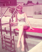 This is an image of 259997 Anne Francis Photograph & Poster