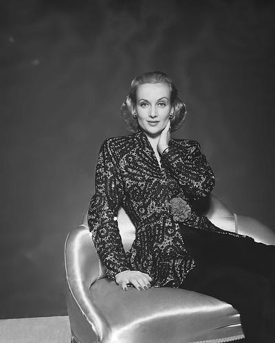 This is an image of 175904 Carole Lombard Photograph & Poster