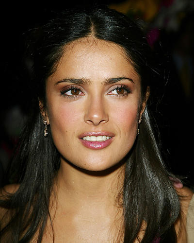 This is an image of 264360 Salma Hayek Photograph & Poster