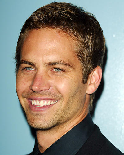This is an image of 264440 Paul Walker Photograph & Poster