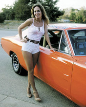 This is an image of 268076 Catherine Bach Photograph & Poster