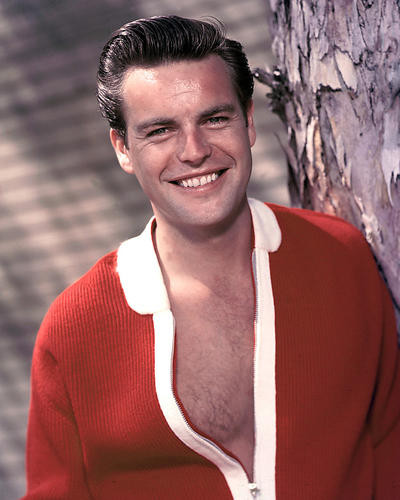 This is an image of 269383 Robert Wagner Photograph & Poster