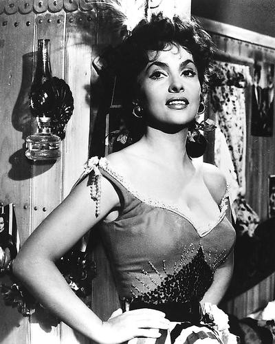 This is an image of 186112 Gina Lollobrigida Photograph & Poster