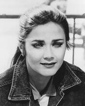 This is an image of 186184 Lynda Carter Photograph & Poster