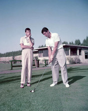 This is an image of 269780 Dean Martin & Jerry Lewis Photograph & Poster