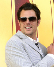 This is an image of 271087 Johnny Knoxville Photograph & Poster