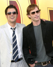 This is an image of 271089 Johnny Knoxville Photograph & Poster