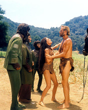 This is an image of 271723 Planet of the Apes Photograph & Poster